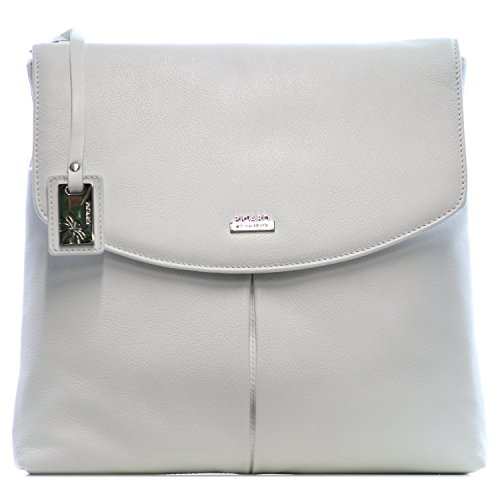 Picard Really Sac à main bandouliére cuir 26 cm weiss