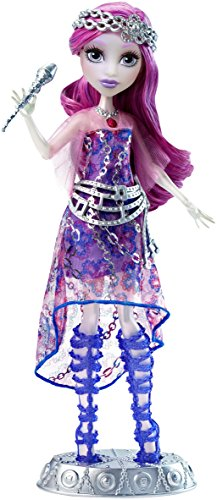 Monster High - Cantante Buu-Única (Mattel DYP00)