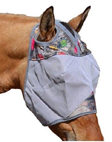 Cashel Hot Leaf Fliegenmaske Standard und mit Ohren, Größen: Pferd oder Arab/Cob/kleines Viertelpferd, Hot Leaf Camo, Arab/Cob/Small Quarter Horse -
