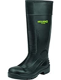 New Mens Amblers Steel FS100 Bottes de sécurité pour homme Motif chaussures bottes en caoutchouc antidérapant