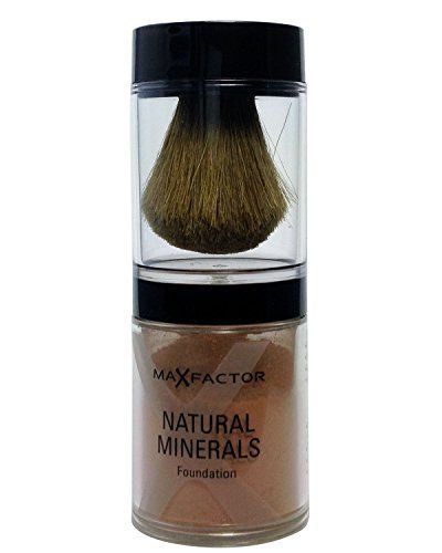 Max Factor Natural Minerals Foundation - 85 Caramel by Max Factor -
