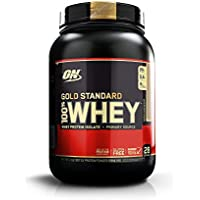 Gold standard 100% whey - 2 lbs - Mocha Cappuccino - Optimum nutrition