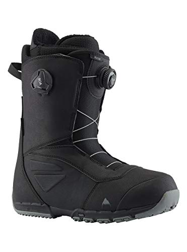Winter-boot-liner (Burton Herren Ruler Boa Black Snowboard Boot, schwarz(Black), 46 EU(12))