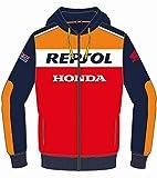 Unbekannt REPSOL Honda Racing Jacke/Hoodie 2018 (Mehrfarbig, M)