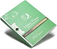 Natural Green Tea Oil Absorbing Tissues - 200 Counts in 2 Pack, Premium Face Oil Blotting Paper - Take 1 Piece