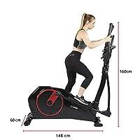 Velo elliptique care fitness