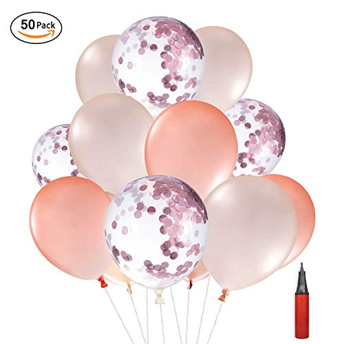 Dashing 50pcs 18inch Round Foil Gender Reveal Boy Or Girl Balloon Helium Balls Baby Shower Birthday Party Decorations Pink Blue Toys Sufficient Supply Ballons & Accessories Event & Party