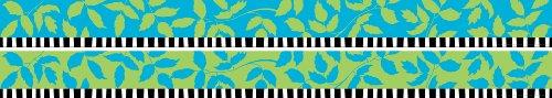 ice Products doppelseitig Bulletin Board Grenze, der Natur Farben, 35'(ll-970) ()