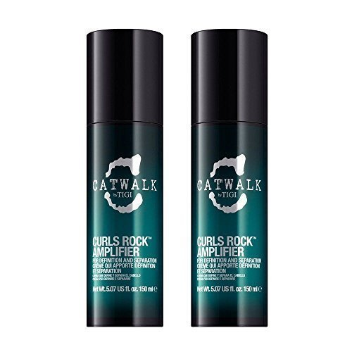 TIGI Catwalk Curls Rock Amplifier 150milliliter 3 PEZZI