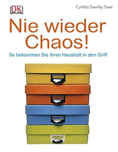 Buchseite und Rezensionen zu 'Nie wieder Chaos!: So bekommen Sie Ihren Haushalt in den Griff' von Cynthia Townley Ewer