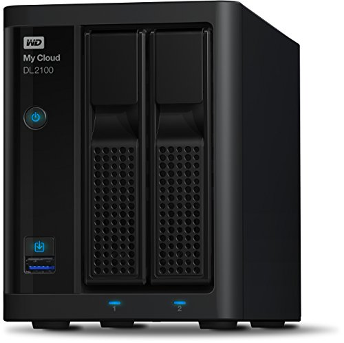 Western Digital My Cloud DL2100