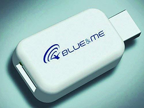 Alfa Romeo e Fiat Adattatore USB originale Blue and Me per collegare Iphone Ipad Ipo