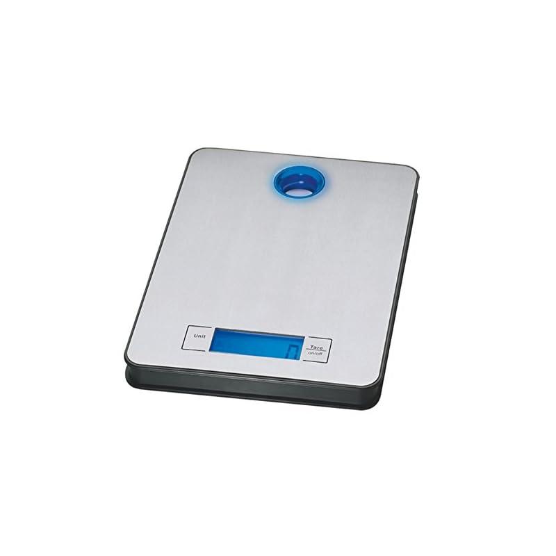 Digitale Slim Kchenwaage Bis 5kg1g Haushaltwaage Feinwaage Briefwaage Elektrische Waage Digital