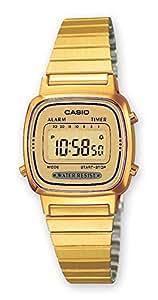 Orologio da Donna Casio Collection LA670WEGA-9EF