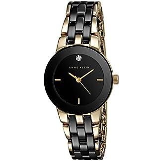 Anne Klein AK/1610BKGB – Reloj para Mujeres