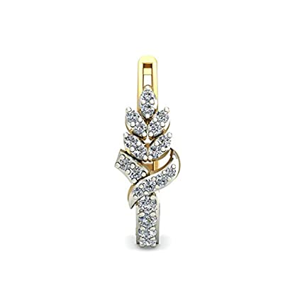 PC Jeweller The Idella 18KT Yellow Gold & Diamond Earring