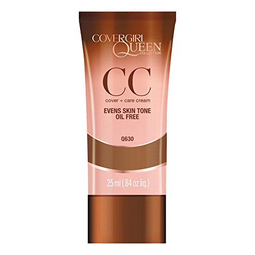 CoverGirl Queen Collection CC Cream, Golden Honey Q630, 1 Fluid Ounce by COVERGIRL