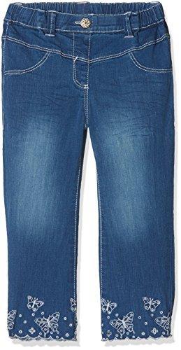 s.Oliver Baby-Mädchen Jeans 65.803.71.3118, Blau (Blue Denim Non Stretch 55y3), 92