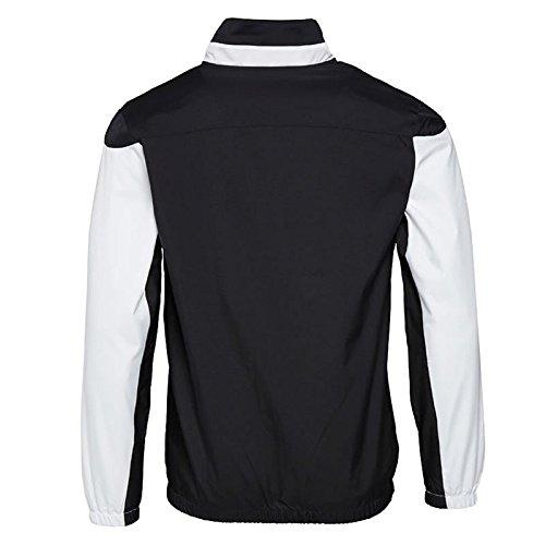 Umbro -  Giacca sportiva - Giacca  - Uomo nero/bianco Small Nero/Bianco