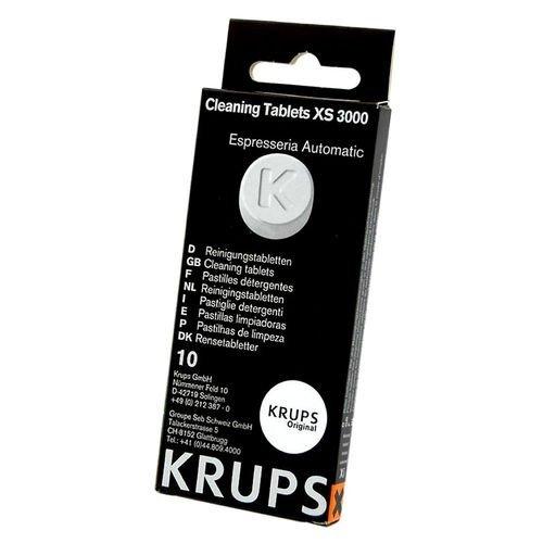 KRUPS  - Tablette nettoyante XS300010