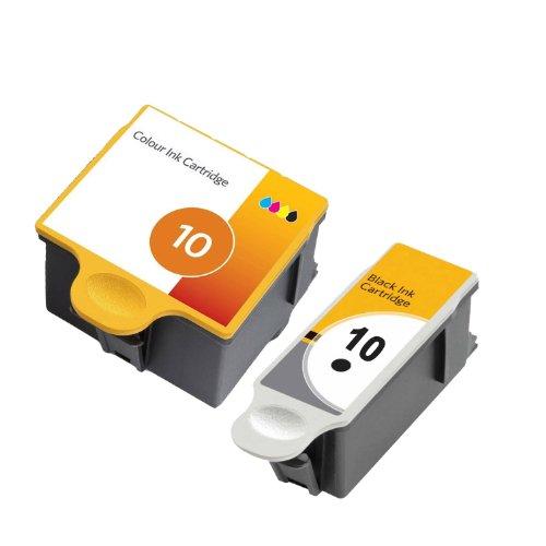 Preisvergleich Produktbild Merotoner 2 Drucker Patrone für Kodak 10 Kodak ESP3 ESP3250 ESP5 ESP5250 ESP7 ESP7250 ESP9 ESP9250 Easyshare 5000 5100 5200 5300 5500 Office 6150 HERO 7.1 9.1 6.1
