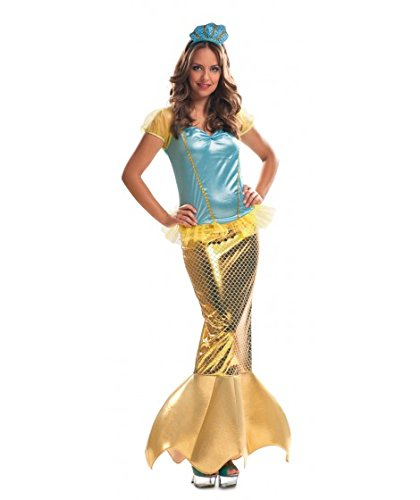 Imagen de my other me  disfraz de sirenita para mujer, s viving costumes 202610