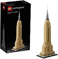 Lego 6250906 Lego Architecture   Lego Architecture Empire State Building - 21046, Multicolor