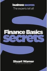 Finance Basics (Collins Business Secrets) Paperback