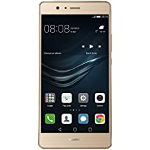 Huawei P9 lite 16GB 4G Oro - Smartphone (SIM doble, Android, NanoSIM, GSM, UMTS, Micro-USB) [versión eslovena]