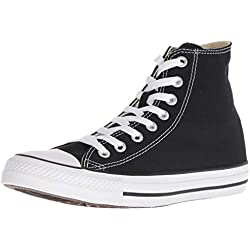 Converse Chuck Taylor All Star-Hi, Zapatillas Altas para Hombre, Negro (Black M9160c), 39 EU