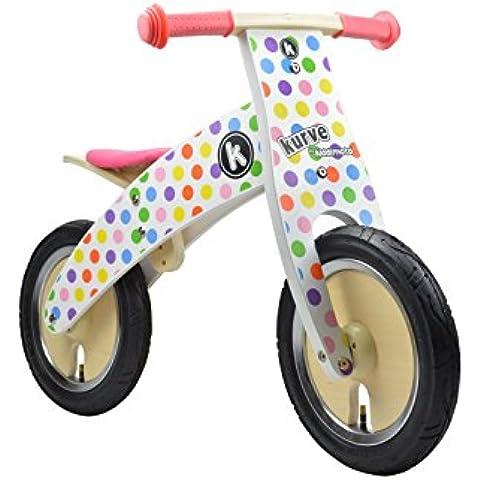 Kiddimoto - Bicicleta sin pedales (916/605)