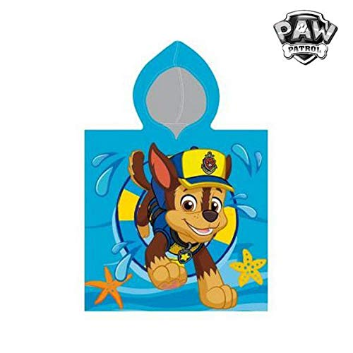 Made in Trade- Paw Patrol Poncho, 2200002806