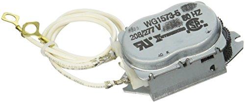 Intermatic wg1573–10D 60-hertz Ersatz Uhr Motor für T100, T170, t100r201, T1400, T100–20und WH Serie