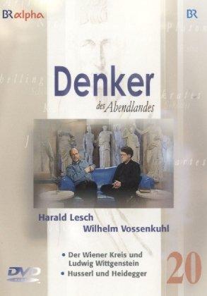 Tl.20 : Der Wiener Kreis und Ludwig Wittgenstein Husserl und Heidegger, 1 DVD