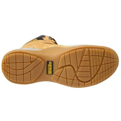 Sterling Safetywear Apache, Herren Sicherheitsstiefel Gelb (Weizengelb)
