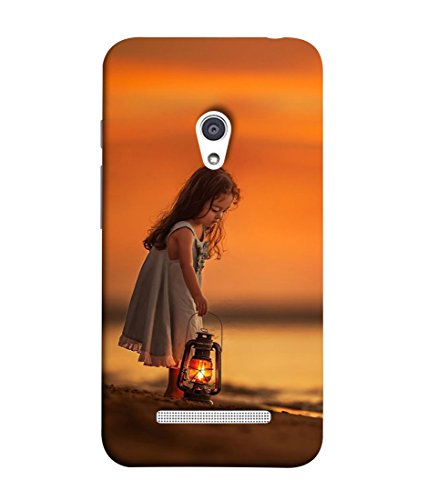 #99Sublimation #Designer Back Case Cover for Asus Zenfone 5 A501CG :: A500CG #Baby Girl With chimney  available at amazon for Rs.299