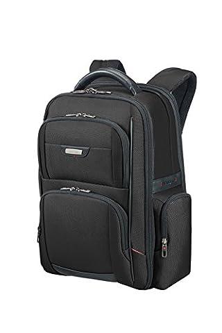 Samsonite Pro-DLX 4 Laptop Backpack Casual Daypack, 48 cm, 24 Liters, Black