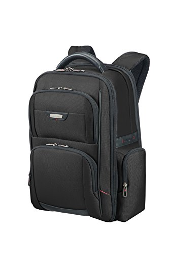 "Samsonite Pro-DLX 4 Laptop Backpack 15,6"" Mochila Tipo Casual, 24 Litros, Color Negro"