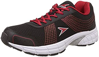 Power Men's Red Running Shoes - 8 UK/India (42 EU) (8315216)