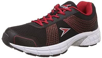Power Men's Red Running Shoes - 7 UK/India (41 EU) (8315216)