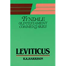 Leviticus: An Introduction and Commentary (Tyndale Old Testament Commentary Series)