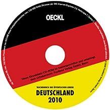 OECKL. Taschenbuch des Öffentlichen Lebens Deutschland 2010: CD-ROM