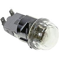 Backofenlampe komplett max. Temperatur 300°C E14 230V 25W