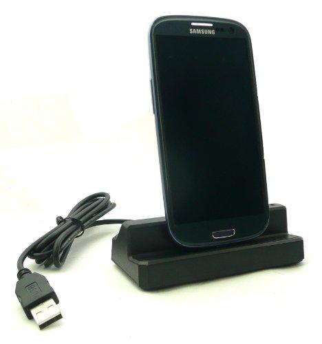 emartbuy ® Samsung Galaxy S4 I9500 Compatible Accueil De Chargeur De Berceau De La Station De Bureau