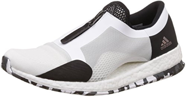 Adidas Pureboost X TR Zip, Zapatos para Correr para Mujer, Blanco (Ftwbla/Negbas/Grpudg), 42 EU