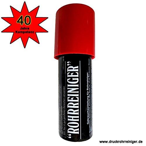 Haushalts-rohrreiniger (Trinkler Rohrreiniger - Abflussreiniger - Druckrohrreiniger 200 ml - rote Kappe)