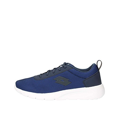 Lotto Megalight, Scarpe da Fitness Uomo, Shv/Blu Avi 020, 42.5 EU