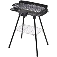 Barbecue électrique Tristar BQ-2820 – Avec pied – Modèle de table et sur pied
