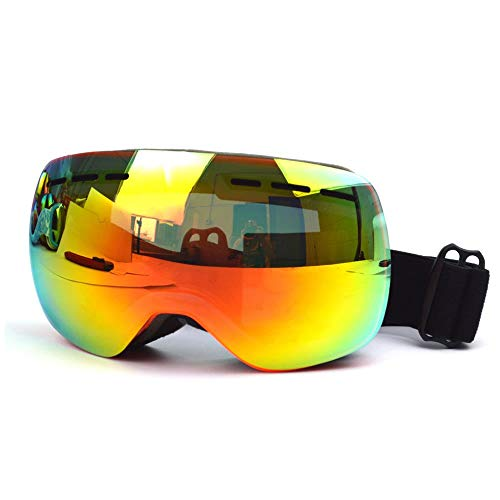 Doppelte Anti-Fog-Belüftungsöffnung Für Kinder-Ski-Brillen