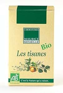 Maurice Mességué - Chiendent racine bio - Tisane biologique Maurice Mességué